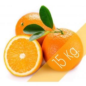 Naranja zumo y mesa Navelina NEWHALL 15Kg