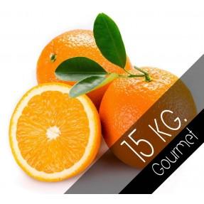 Naranja Navelina NEWHALL 15Kg Gourmet