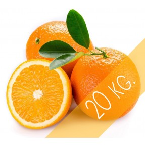 Naranja zumo y mesa Navelina NEWHALL 20Kg